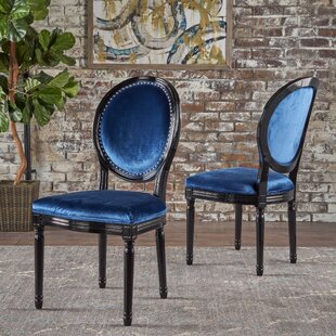 Rossford Upholstered Dining Chair (Set of 2)