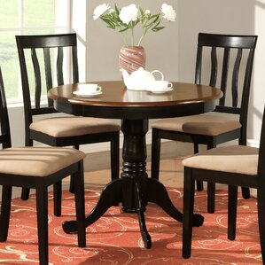 Pedestal Kitchen Dining Tables You Ll Love Wayfair