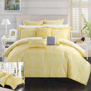 Sicily 12 Piece Reversible Comforter Set