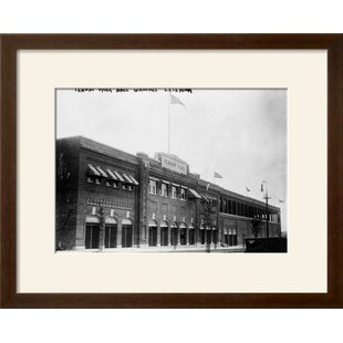u0027Fenway Park Boston Red Sox Baseball Photo No.4 - Boston MAu0027 Framed Photographic Print  sc 1 st  Wayfair & Boston Red Sox Wall Art | Wayfair