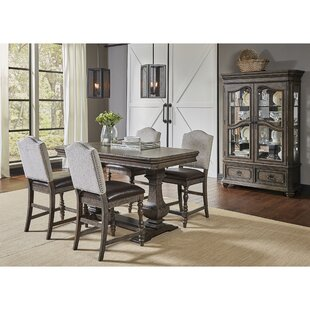 Lootens Gathering 5 Piece Extendable Dining Set