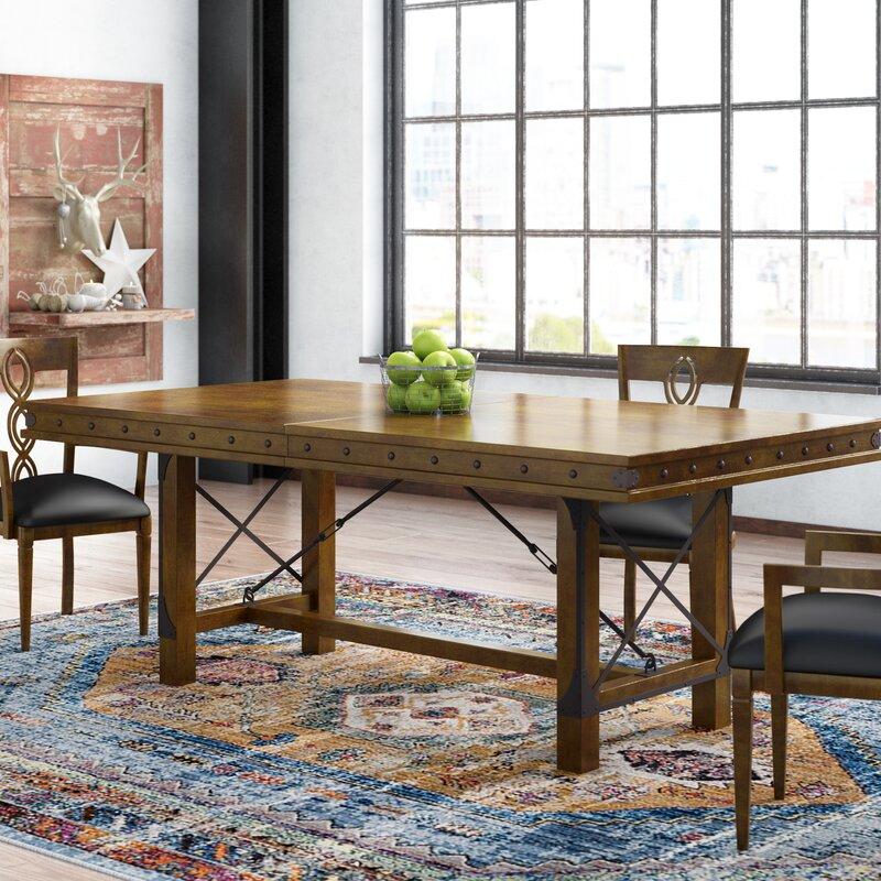738835203c6c Trent Austin Design Alegre Extendable Dining Table   Reviews