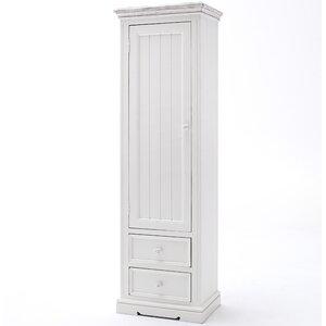 Garderobenschrank Opia, 200 cm H x 60 cm B x 40 cm T von Home & Haus