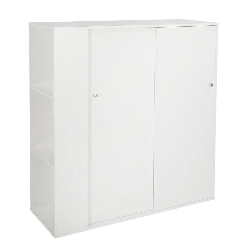Storit Kids Storage Cabinet With Sliding Doors