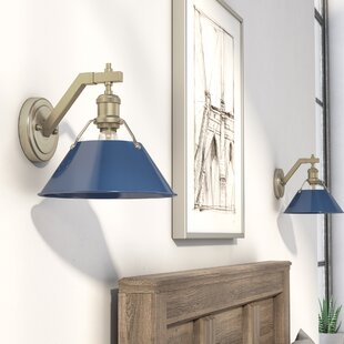 Weatherford 1 Light Armed Sconce