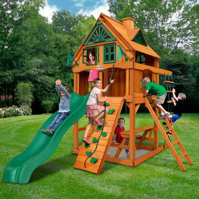 Chateau Tower Treehouse Playset