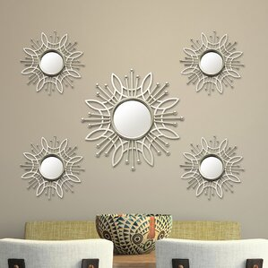 Mirror For Wall find the best mirror sets | wayfair