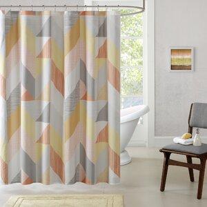 Buy Horta Cotton Printed Shower Curtain!