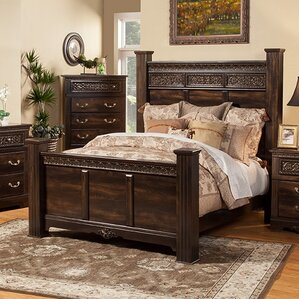 Boyers Panel Bed by Three Posts