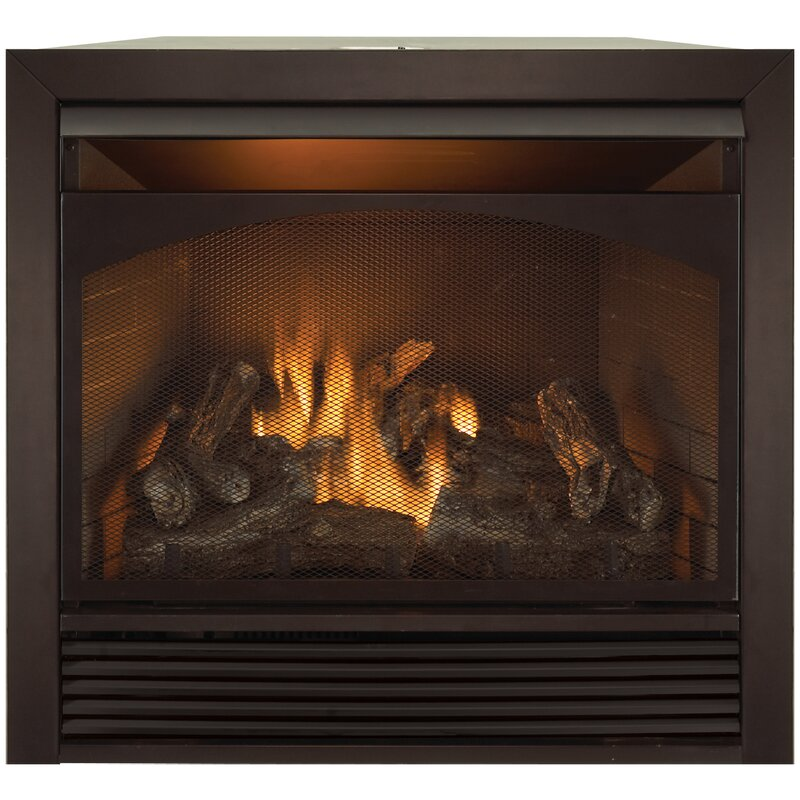 gas insert full size fireplaces ventless decorating propane natural stoves fireplace of log small corner free vent