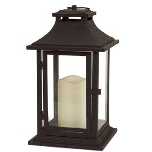 e86fa425e730 LED Candle Lantern (Set of 2)