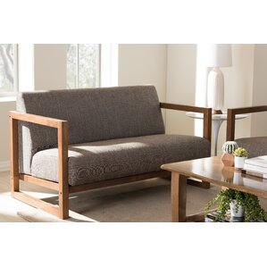 Valencia Mid-Century Loveseat by Wholesale I..