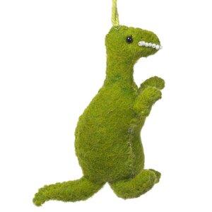T-Rex Christmas Ornament (Set of 2)