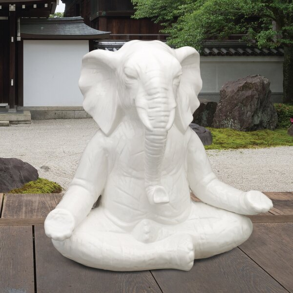 Elephant Garden Statue   Wayfair