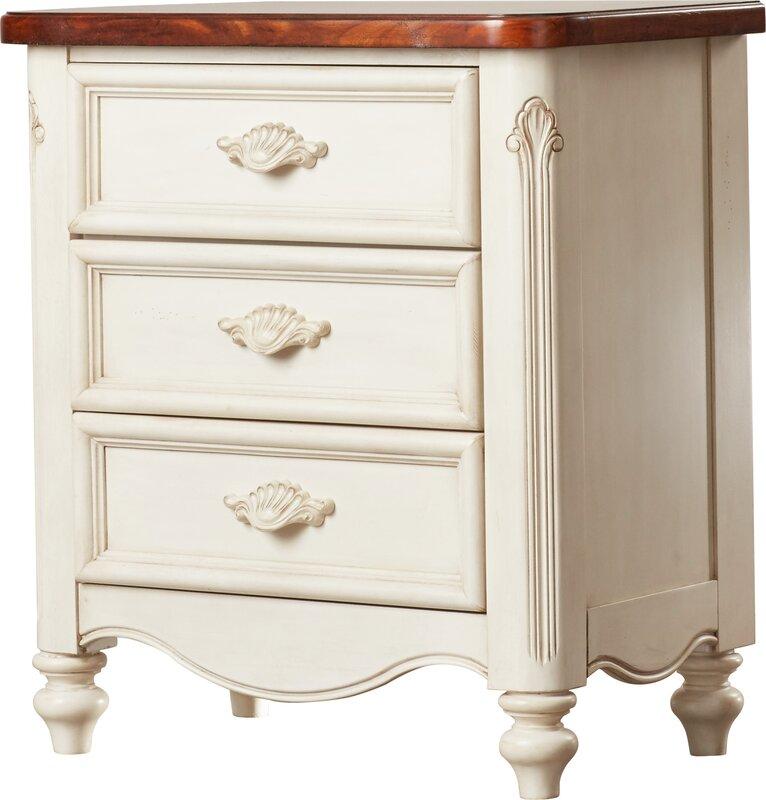 chateau nightstand