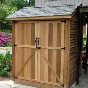 maximizer 6 ft 6 in w x 7 ft 2 in d - Garden Sheds Wooden