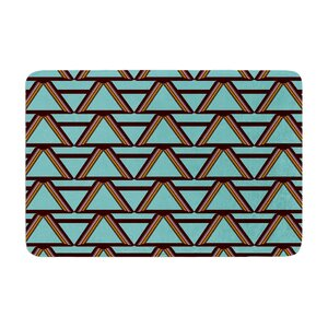 Deco Angles by Nina May Bath Mat