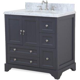 Save Kitchen Bath Collection Madison 36 Single Bathroom Vanity Set