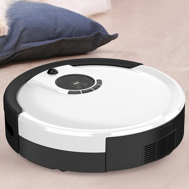 Bobsweep Junior Robotic Vacuum Cleaner Amp Reviews Wayfair Ca