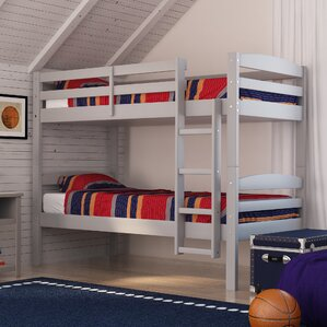 Aileen Twin Bunk Bed by Viv + Rae