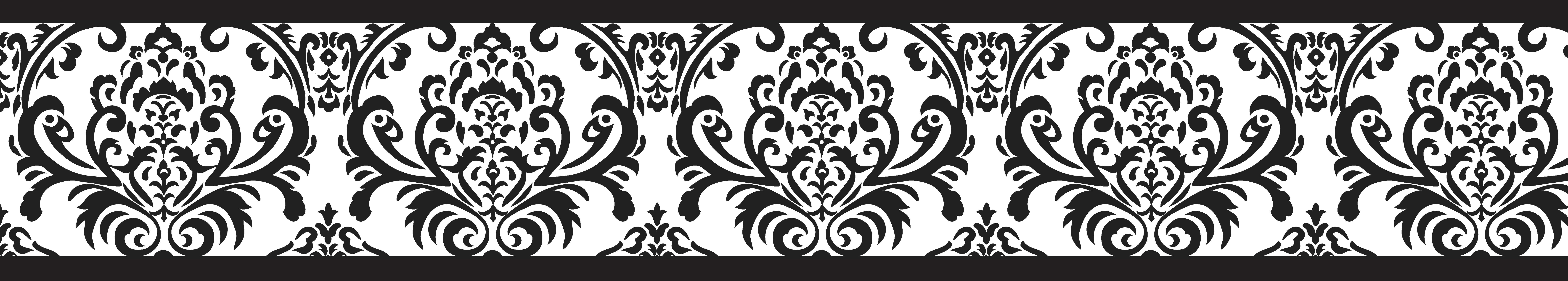 Sweet Jojo Designs Isabella 15 X 6 Damask Border Wallpaper Reviews