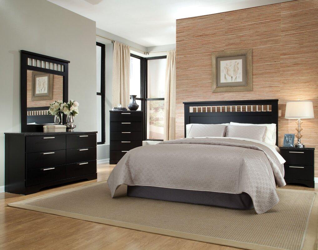 Standard Furniture Atlanta 5 Drawer Chest & Reviews