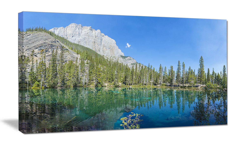 Designart Grassi Lake Canmore Alberta Canada