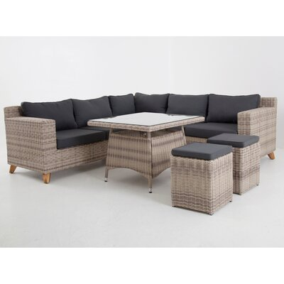 lounge sets stil skandinavisch. Black Bedroom Furniture Sets. Home Design Ideas