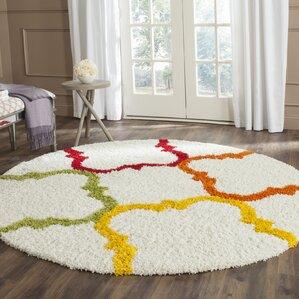 Round Kids Rugs Youll Love Wayfair - Kids room area rugs