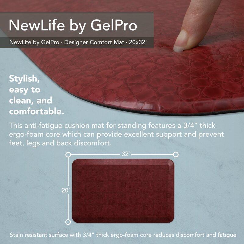 Gelpro Pebble Designer Comfort Kitchen Mat Reviews Wayfair