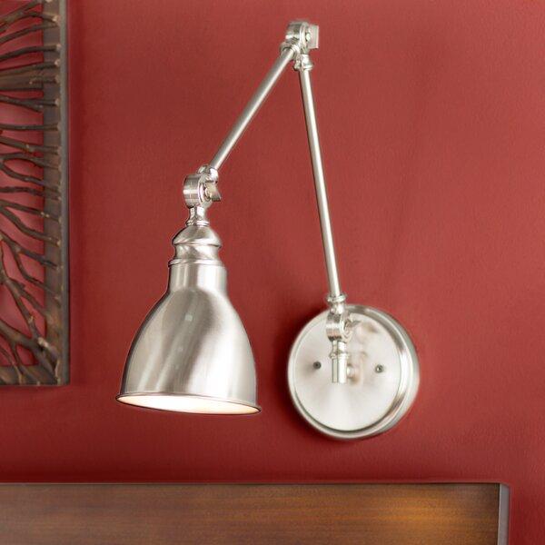 Gardenhire Swing Arm Lamp Amp Reviews Birch Lane