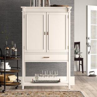 Caseareo Fold-Out Bar Cabinet