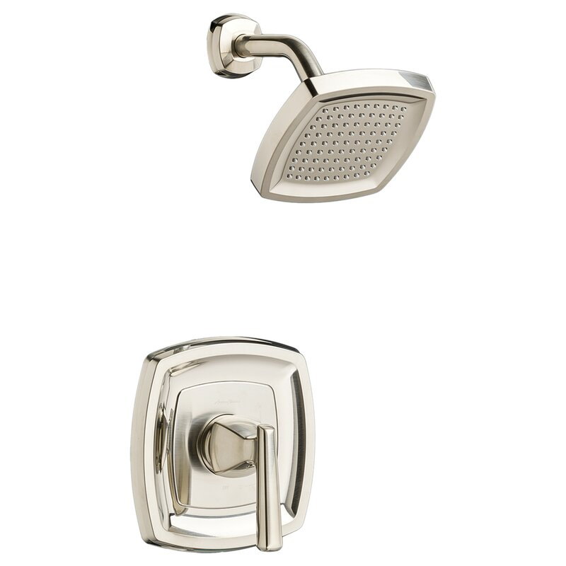 American Standard Edgemere Thermostatic Shower Faucet Lever ...
