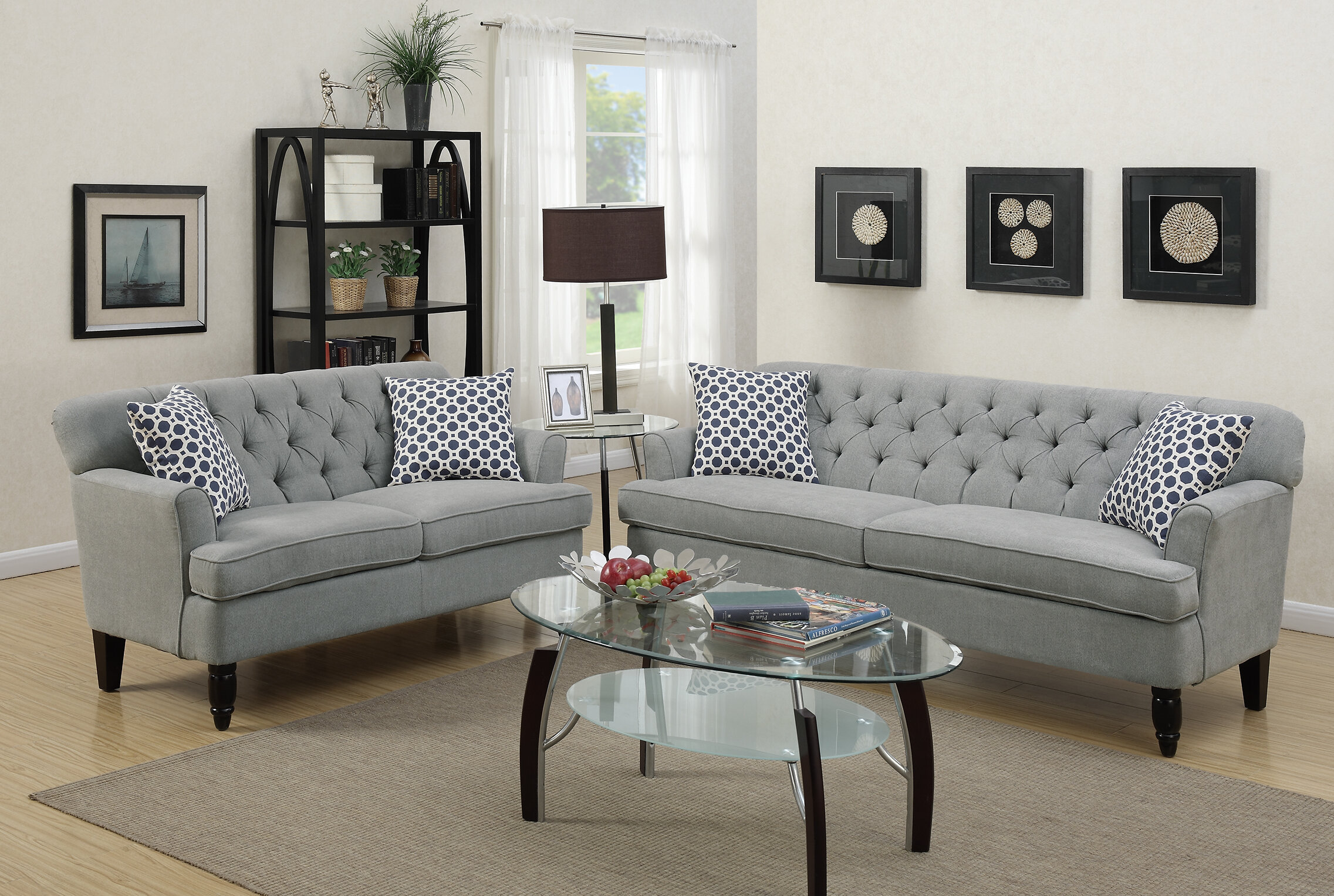 Marvelous 2 Piece Living Room Sets Wayfair Home Interior And Landscaping Ologienasavecom