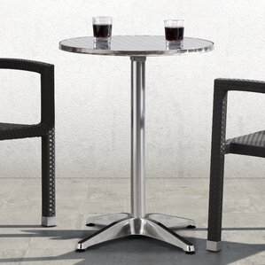 Applegate Round Folding Bistro Table by V..