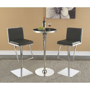 Wayland 3 Piece Pub Table Set