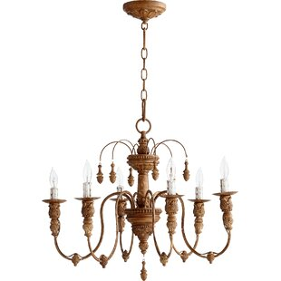 French country chandeliers youll love wayfair save to idea board french umber aloadofball Images