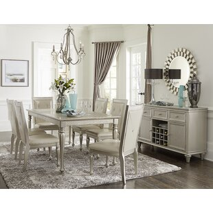 Dining Table With Drawers   Wayfair