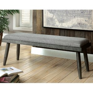 olsen upholstered dining bench