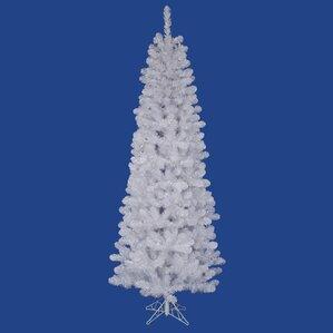 6 5 Ft White Christmas Tree