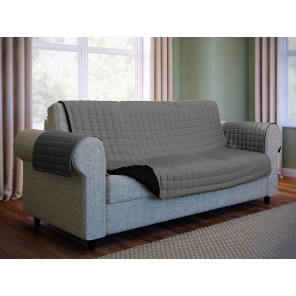 Wayfair Basics™ Wayfair Basics Box Cushion Sofa Slipcover U0026 Reviews    Wayfair