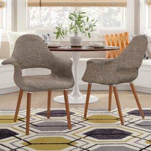 Kansas City Upholstered Dining Chair (Set of 2)