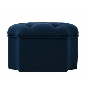 Lacombe Tufted Ottoman by Mercer41