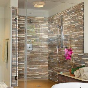 wood look tile you'll love | wayfair