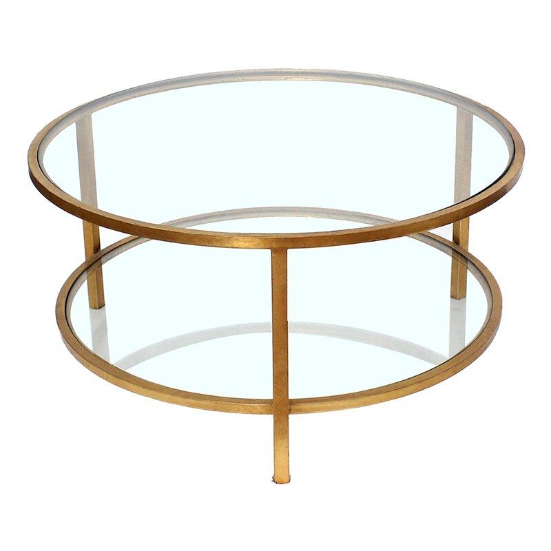 Ordinaire Minimalist Coffee Table