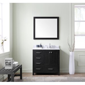 Bathroom Vanity Under $500 modern & contemporary bathroom vanities you'll love | wayfair
