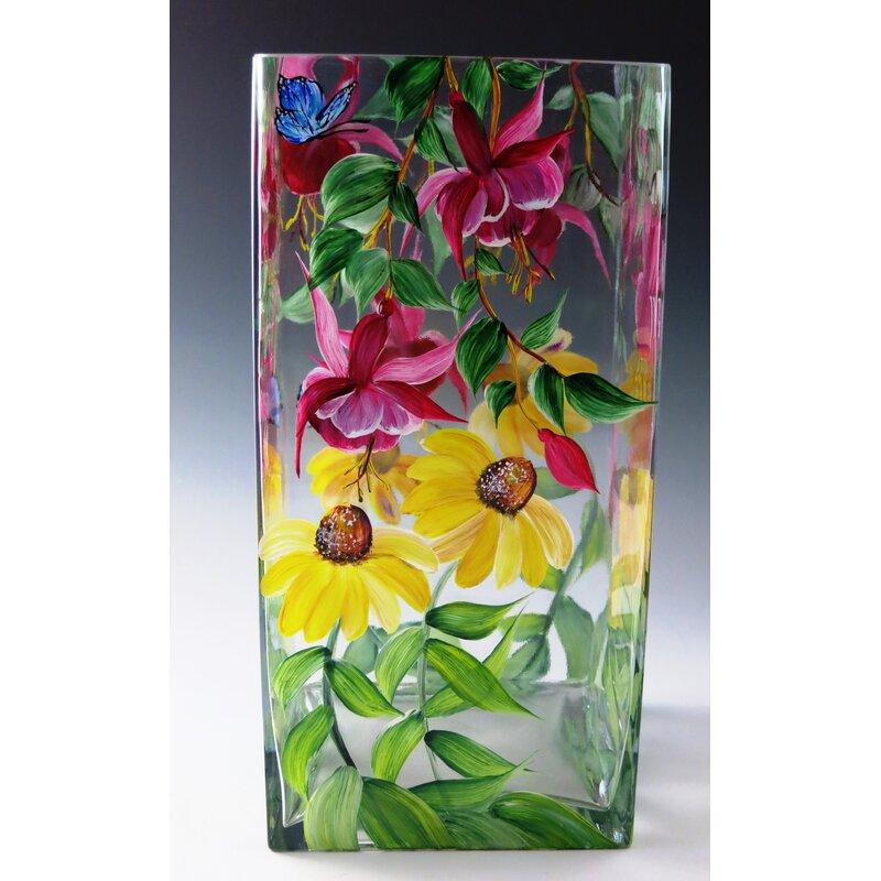Christinashandpainted Fiesta Vase Wayfair