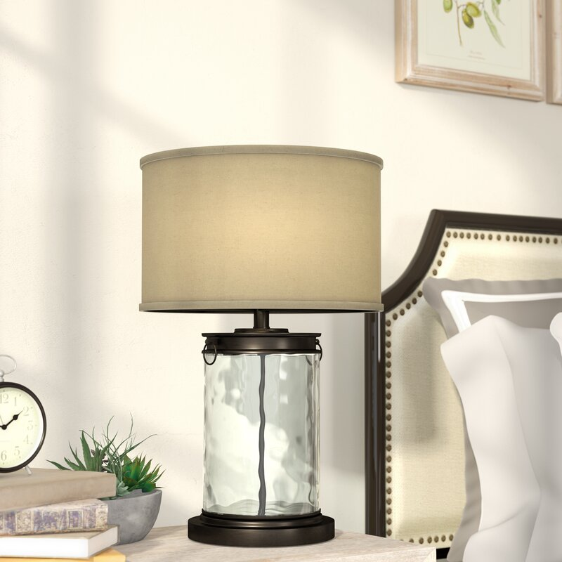 "Laurel Foundry Modern Farmhouse Blanchard 25.5"" Table Lamp ..."