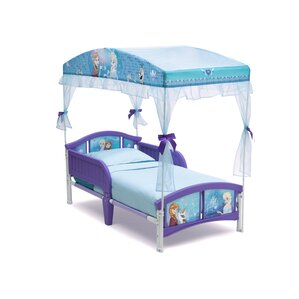 Disney Frozen Toddler Bed by Delta Children