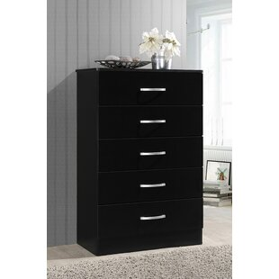 wayfair oak chester double drawer wood keyword bowerbank black dresser